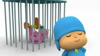 getlinkyoutube.com-Pocoyo   Pato Es Mio spanish version Discovery Kids