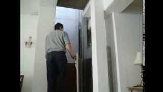 getlinkyoutube.com-Elevador Hidráulico Casero