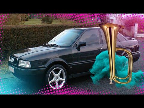 Звуковой Сигнал (клаксон) Audi 80 b 3