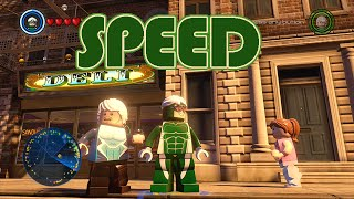 LEGO Marvel's Avengers - Speed Gameplay and Unlock Location
