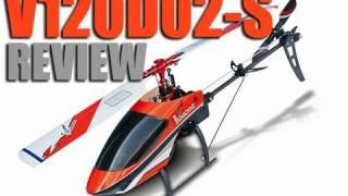 getlinkyoutube.com-Walkera V120D02S Flybarless Mini  3D RC Helicopter Review