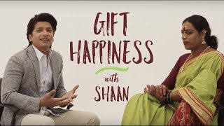 Gift Happiness With Shaan and Vicky