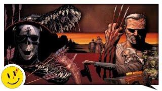 getlinkyoutube.com-Росомаха: Старик Логан (Marvel Comics)