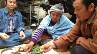 getlinkyoutube.com-หมกเขียด หมกไข่มดแดง ตอนเช้ากินข้าวกับพ่อแม่