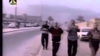 getlinkyoutube.com-اخر ظهور لصدام حسين في شوراع بغداد(ساحة اللقاء)