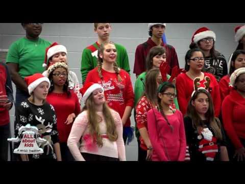 Waller High School Show Choir at Holleman Elementary
