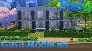 getlinkyoutube.com-The Sims 4 | Casa Moderna