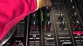 getlinkyoutube.com-Pioneer DDJ SX2 with Virtual Dj 8 Colorful samples Virtual Dj 8 con La Pioneer DDJ SX2 Sample d colo