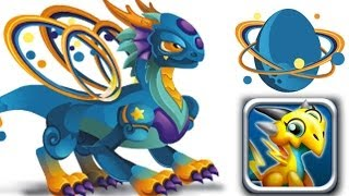 How to Get Saturn Dragon! Dragon City Mobile!