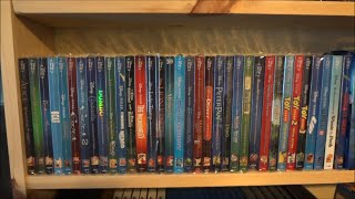 getlinkyoutube.com-My Entire Disney Blu-ray + DVD Collection 2014