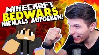 getlinkyoutube.com-MEINE BESTE RUNDE BEDWARS! - NIEMALS AUFGEBEN! ✪ Minecraft Bedwars Woche Tag 107 mit Flashtune