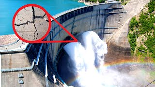 getlinkyoutube.com-TOP 10 EMERGENCY WATER DISCHARGE | MILLIONS OF CUBIC METERS OF WATER MERGE WITH THE DAMS! 1 Part HD