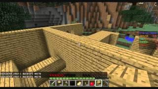 getlinkyoutube.com-Minecraft-#3-Выживание на сервере с другом 4 сезон.