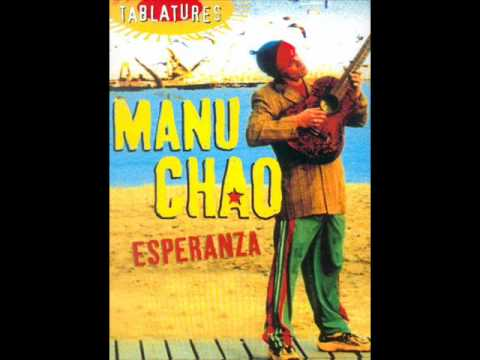 Thumbnail of video manu chao-la primavera+me gustas tu