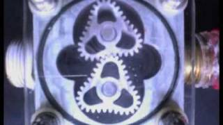 getlinkyoutube.com-Non-circular gears (super oval flowmeter)