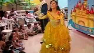 getlinkyoutube.com-Baile Das Princesas
