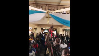 getlinkyoutube.com-Katanga Hall storms funeral