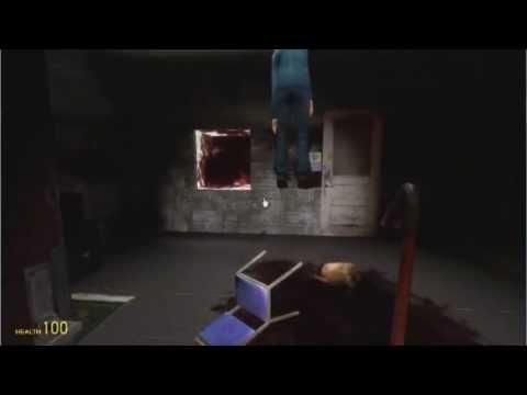 سلسلة المجانين #2 ( بيت الرعب ) | garry's mod horror map