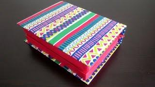 getlinkyoutube.com-DIY: Zipper Book Box Secret Storage