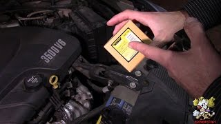 getlinkyoutube.com-How to Replace a DRIVER Side Heat Door Actuator - Chevy Impala 2006 - 2013 - DIY