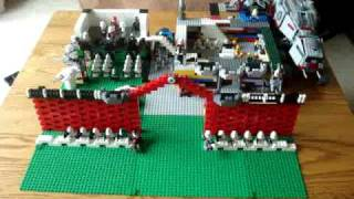 getlinkyoutube.com-My Lego Clone Base
