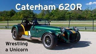 getlinkyoutube.com-Caterham 620R - Wrestling a Unicorn - Everyday Driver Fast Blast