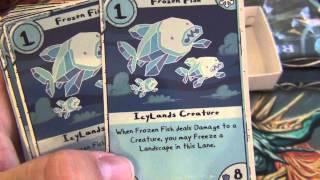 Card Wars - Ice King vs Marceline