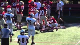 getlinkyoutube.com-2014-09-27 Freshmen Football Don Bosco @ Bergen Catholic