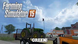 getlinkyoutube.com-Farming Simulator 2015: Mod Spotlight #52: GREEN!