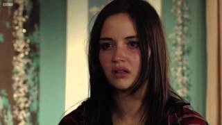 getlinkyoutube.com-Tanya Cross slaps Lauren Branning (2012)