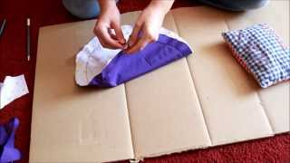 getlinkyoutube.com-PART 1 | How to make your own pet bed for Guinea Pigs/Rabbits/Ferrets/etc