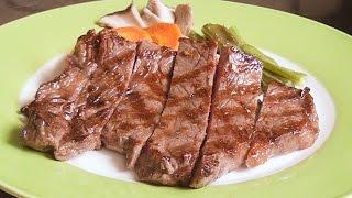 getlinkyoutube.com-スーパーのステーキ肉で美味しいステーキの焼き方・レシピ・料理