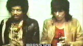 getlinkyoutube.com-Jimi Hendrix with the Rolling Stones  / Rocks Off Message Board - Thanks Albert Maysles!