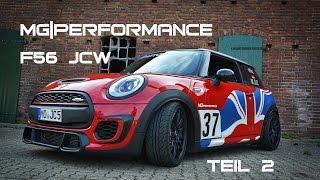 getlinkyoutube.com-MG|Performance   F56 John Cooper Works | Teil 2   Vmax 280+ Km/h