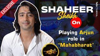 getlinkyoutube.com-Shaheer Sheikh talks about playing Arjun in Star Plus' Mahabharat