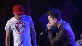 getlinkyoutube.com-Alem vs krNfx - Best 16 - 3rd Beatbox Battle World Championship