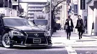 getlinkyoutube.com-JEWELRY LINE NEO LEXUS LS460/600h FSPORT HALF SPOILER