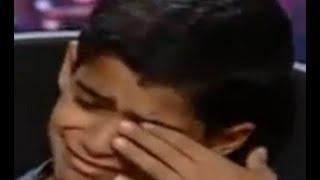 getlinkyoutube.com-لحظة بكاء الطفل يعقوب السعودي التركي