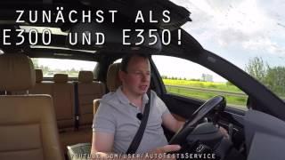 getlinkyoutube.com-Benziner ! Mercedes E-Klasse W212 Kaufberatung Teil 1