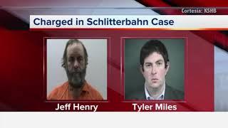 El co-diseñador del Schliterbahn fue arrestado en el aeropuerto de Dallas