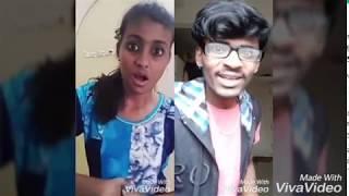 Googly_Kannada_dabsmash by_kannada dabsmash Raju video | yeah comedy scene dabsmash