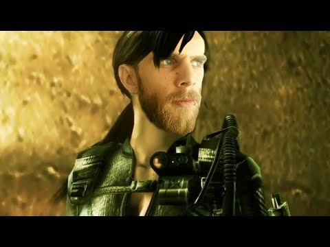 BOSS FIGHT/ENGAGE (Resident Evil Revelations)