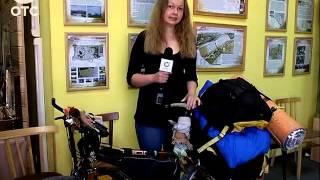 getlinkyoutube.com-Томский путешественник Егор Ковальчук отправился в очередное путешествие на велосипеде