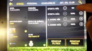 getlinkyoutube.com-FIFA 2015 Comprar jugadores con pocas monedas