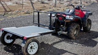 getlinkyoutube.com-Transporter ATV Trailer