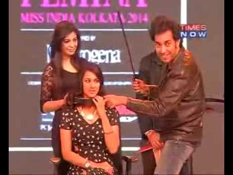 Femina Miss India 2014 Barkha & PC Sorcar Pouroosh