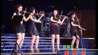 getlinkyoutube.com-[Concert] Moranbong Band (July 28, 2012) {DPRK Music}
