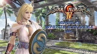 getlinkyoutube.com-Soul Calibur IV [Xbox 360] - Story Mode - Sophitia