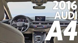 getlinkyoutube.com-► 2016 Audi A4 Sedan INTERIOR