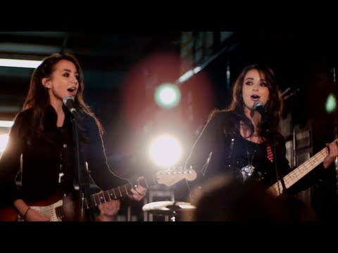 Beautiful Disaster - Veronica and Vanessa